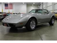 Here is a stellar surviving classic Corvette example