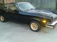 1976 Chevrolet Cosworth Vega #3329 of only 3508 made,