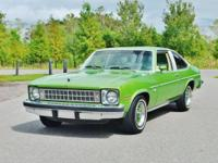 1976 Chevrolet Nova Concours 1 Owner with only 69,916