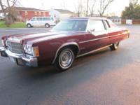 1976 Chrysler Newport Custom, Absolutely amazing