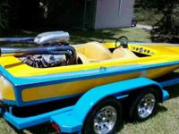76 cole boat with 76 Ford 460 motor. All original