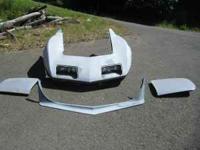 Ecklers custom front end, front spoiler, T-tops, hood,