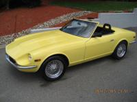 1976 Datsun Z-Series 280ZNumber of Cylinders: 6Body