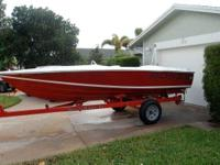 1976 Donzi Baby Sixteen Boat is located in Royal Palm