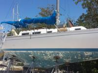 The owner has owner this great sailboat for the past