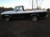 1976 Ford F-100 for sale (AL) - $8.900. EXCELLENT