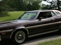 1974 to 1976. The Elite was based on the Ford Torino,