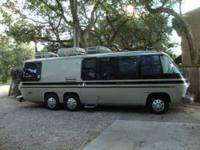 1976 GMC Clasco Class A This RV has been renovated