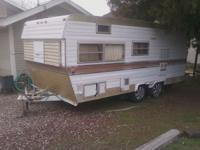 Need to sell ASAP! 1976 Great Divide 21 foot RV