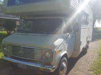 Stock Number: 727651. Clean elderly owned motor home on