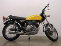1976 Honda CB400 Used Motorcycles for sale Columbus OH