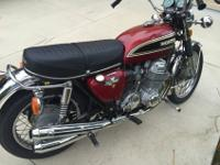 Vintage Honda 1976 cb750K.Don't miss on this nice