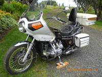 1976 Honda GL1000LTD Goldwing. 1976 Honda GL1000