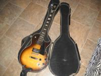 FOR SALE BY OWNER: AN ORIGINAL 1976 HONDO 2 LES PAUL IN