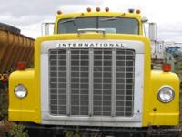 1976 International Transtar 4300 Water Tanker Truck
