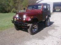 1976 Jeep CJ5 Classic Truck This is an amazing classic