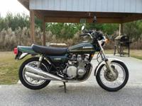 *** 1976 KZ900-titled as a 1977 Original-unrestored