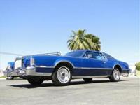 1976 LINCOLN CONTINENTAL MARK IV ONE OWNER CAR FROM