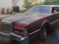 1976 Lincoln Continental for sale (FL) - $21,095 '76