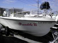 Description 20' Mako Center Console 20' Mako Center