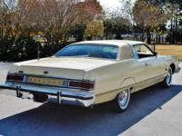 1976 Mercury Grand Marquis coupe. 1 family owned. Just