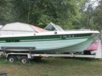 i have for sale a 1976 mfg gypsy17' boat with a