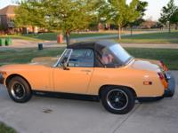 This car is 97% unrestored original car with 31K
