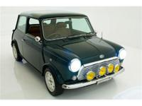 1976 MINI COOPER NEW SCHOOL EXOTIC CLASSICS IS PLEASED