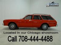 1976 Plymouth Volare Wagon with 40,917 actual miles!