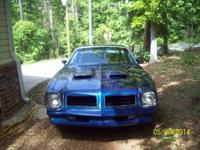 THIS IS A 1976 FIREBIRD FORMULA. HAS A PONTIAC 350