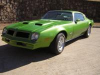 Year: 1976 Number of Cylinders: 8Make: Pontiac