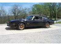 Here is a show quality restoration of a 76 Trans Am