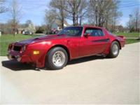 1976 PRO Street Trans Am 540 Merlin with 9:1