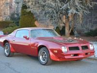 This 1976 Pontiac Trans Am 455 HO is an extremely rare