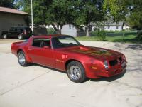 1976 Pontiac Trans Am  This a original 28.290 mile. for