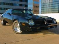1976 Pontiac Trans Am Street Warrior (CANADA) - $65,000