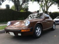 1976 Porsche 912E Sunroof Coupe 1971cc 83,413 Original