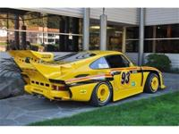 1976 Porsche 934-5 VIN: 9306700152 With Yellow Road