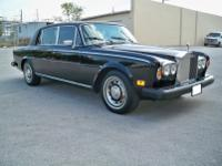 -Nice looking 76 Silver Shadow.  -It is a LWB - Long