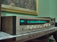 For sale, a classic 1970's high-powered receiver by