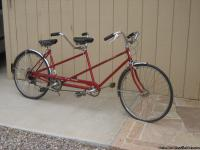 Schwinn Vintage 1976 Bicycle built for two.