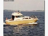 1976 Sea Ray 300 Sedan Bridge Boat Owners Notes for