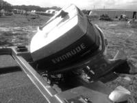 1976 terry watercraft with 1976 120 hp evinrude, 18ft