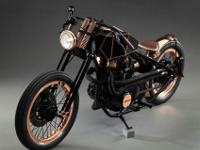 1976 Yamaha XS650 Custom Chopper Bobber-Year :