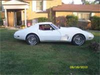 1976 Chevy Corvette Stingray fully restored. I have all