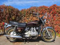 76 Honda GL1000LTD (GOLDWING 1000 LIMITED). This bike
