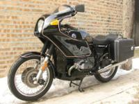 1977 BMW R100/7 RS Very Rare Krauser-This is a gorgeous