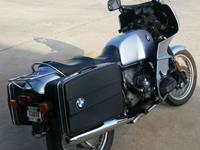 1977 BMW R100RS, one of the most distinctive and sought