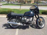 1977 BMW R100S NICE CLEAN R100S WITH FULL SERVICE