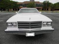 Selling a 1977 Buick Regal in immaculate condition.